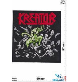 Kreator Kreator - Devil  HQ -Thrash-Metal-Band