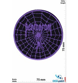 Pentagram Pentagram - Untergrund-Band Heavy-Metal - purple