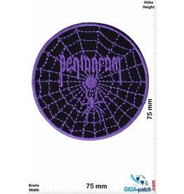 Pentagram Pentagram - Untergrund-Band Heavy-Metal - purple