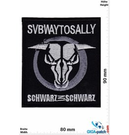 Subway to Sally Subway to Sally - Schwarz = Schwarz - Folk Metalband- Music