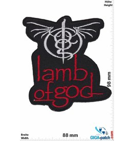Lamb of God  Lamb of God -Heavy-Metal-Band