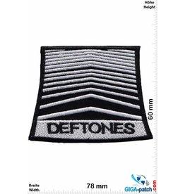 Deftones Deftones - silver black
