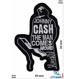 Johnny Cash Johnny Cash- The man comes around
