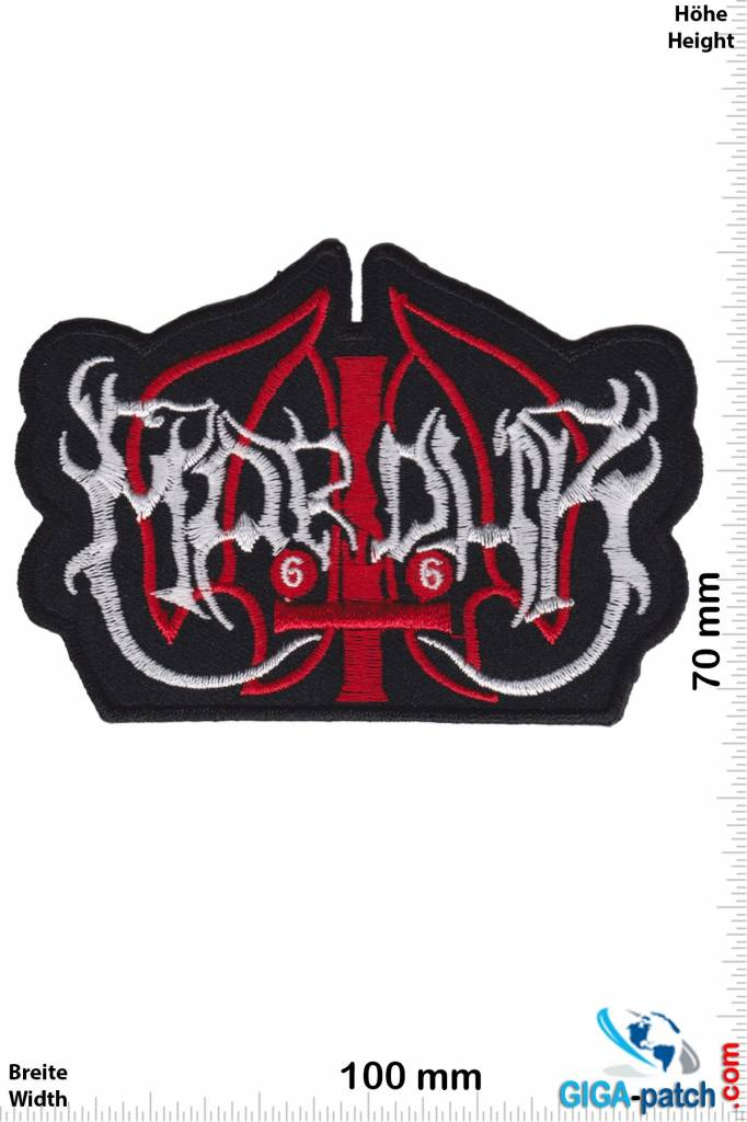 OFFICIAL KEYCHAIN LOGO METAL KEY RING MARDUK