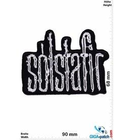 Sólstafir Sólstafir - Font- Alternative-Rock-Band