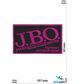 J.B.O. J.B.O.  - James Blast Orchester -  Fun-Metal-Band - purple