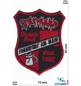 Tankard Tankard - Coat of Arm- Thrash-Metal-Band