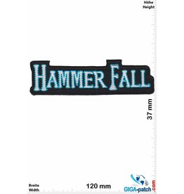 Hammerfall Hammerfall - blue silver -Power-Metal-Band