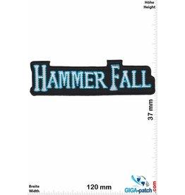 Hammerfall Hammerfall - blue silver -Power-Metal-Band