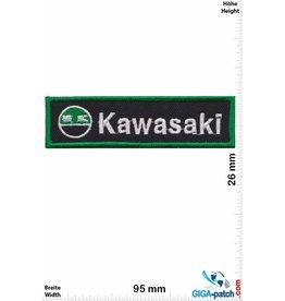 Kawasaki Kawasaki - silver green
