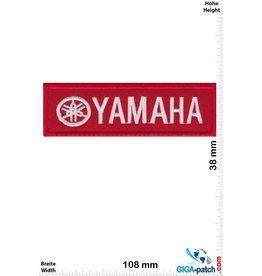 Yamaha Yamaha  silver/red