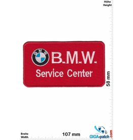 BMW BMW - Service Center - red