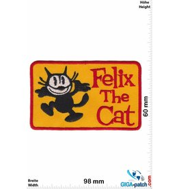 Felix the Cat Felix the Cat - yellow
