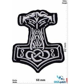 Wikinger Mjölnir -  Viking - Thor Hammer - Loki Odin