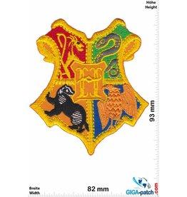 Harry Potter HOGWARTS -Wappen - Harry Potter - HQ