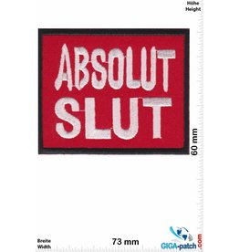 Sex Absolut SLUT - Fun