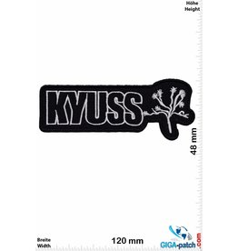 Kyuss Kyuss - silver black - Alternative Metal