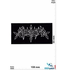 Sarcofago Sarcofago - silver - Thrash- und Black-Metal-Band