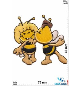 Biene Maja Bee - Biene Maja  and Willi - Kiss