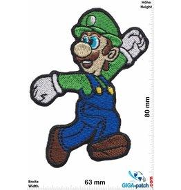 Supermario Nindento - Supermario -  Luigi