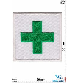 Emergency Grünes Kreuz - Green Cross - Emergency Medical Services
