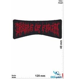 Cradle of Filth Cradle of Filth - Metal-Band red