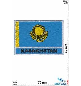 Kazakhstan, Kazakhstan Kazakhstan - Kasachstan - blue