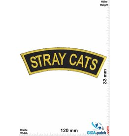 Stray Cats Stray Cats - curve