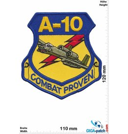Air Force A-10 WARTHOG - Thunderbolt II - COMBAT PROVEN - HQ