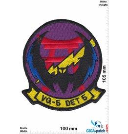 U.S. Navy FLEET AIR RECONNAISSANCE SQUADRON 5 (VQ-5  DET 5) - SEA SHADOWS -HQ