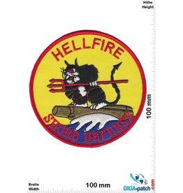 Air Force Norwegian HELLFIRE Shore Defense  - HQ