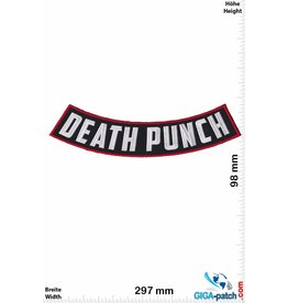 Five Finger Death Punch - Five Finger Death Punch  - curve  - 30 cm BIG