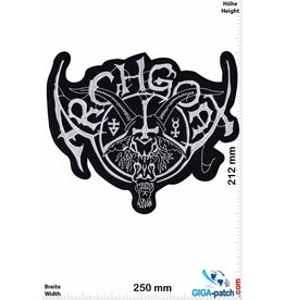Archgoat Archgoat - Black-Metal-Band  - 25 cm - BIG