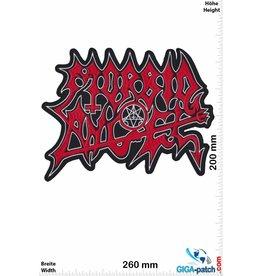 Morbid Angel Morbid Angel - Death-Metal-Band  - 26 cm - BIG