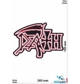 Death Death - Death-Metal-Band - 26 cm - BIG