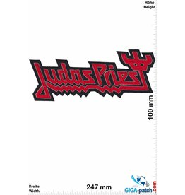 Judas Priest Judas Priest  -red - 24 cm - BIG