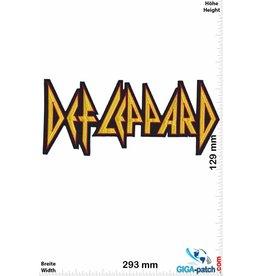 Def Leppard Def Leppard - Hard-Rock-Band - 29 cm - BIG