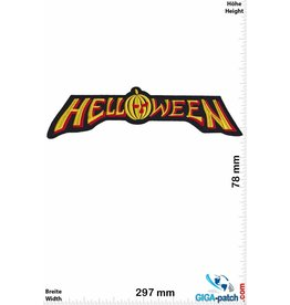 Helloween Helloween - Speed- und Power-Metal-Band - 29 cm - BIG