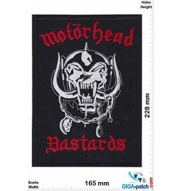 Motörhead Motörhead - Bastards  - 22 cm - BIG