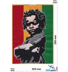 Peter Tosh Peter Tosh - Reggae - 29 cm - BIG