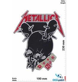 Metallica Metallica - Damage - 23 cm - BIG