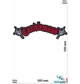 Candlemass  Candlemass - Epic-Doom-Band - 30 cm - BIG