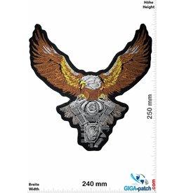 Adler Adler - Eagle  - V-Power - 26 cm - BIG