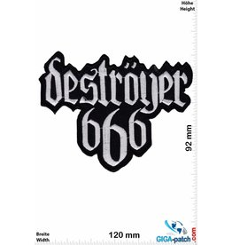 Deströyer 666 Deströyer 666 - silver- Extreme-Metal-Band