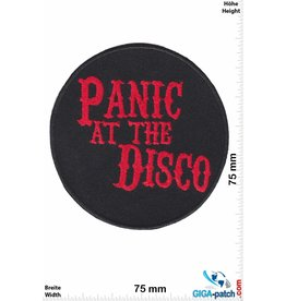Panic at the Disco  Panic at the Disco -Alternative Rock - red