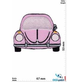 VW,Volkswagen VW Bettle - VW Käfer- pink