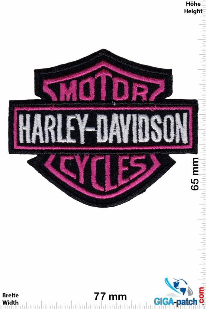 Grand Turk Harley Davidson Patch