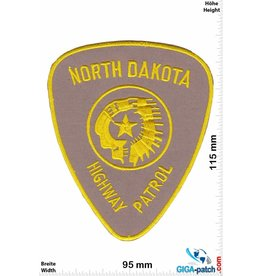 Police North Dakota - Highway Patrol - Police