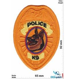 Police Police - K-9 Unit - Police dog - Hundestaffel - gold