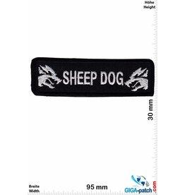 Sprüche, Claims Sheep Dog